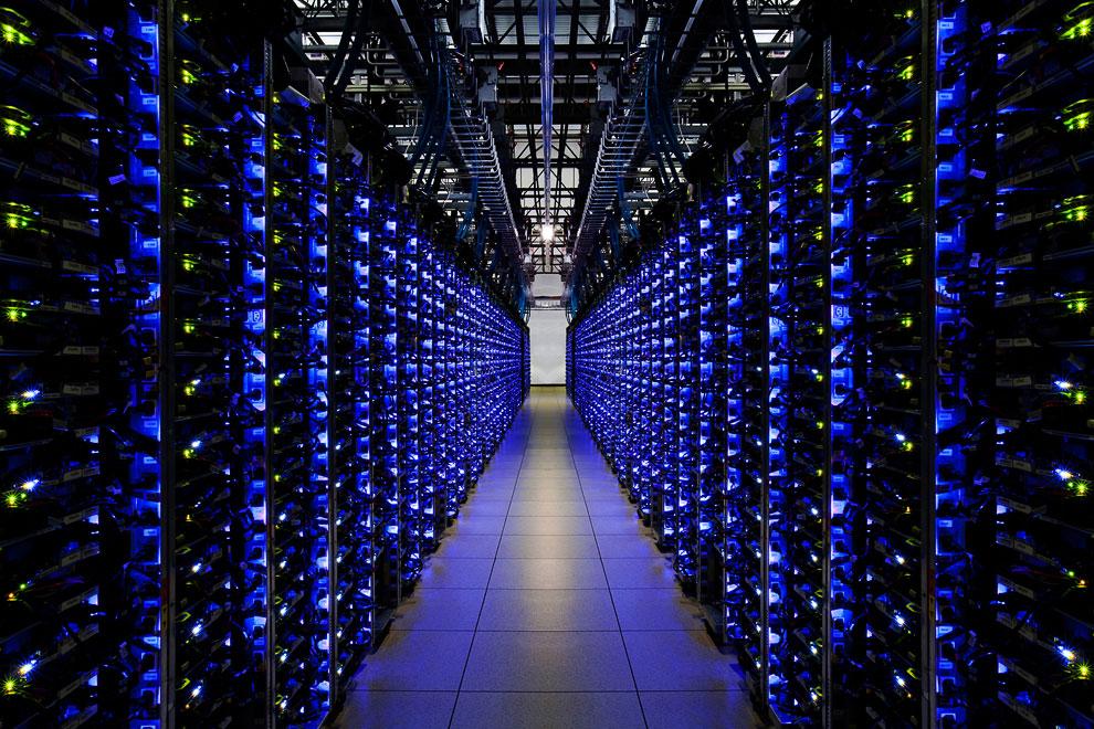 Дата-центры — это место, где живет интернет