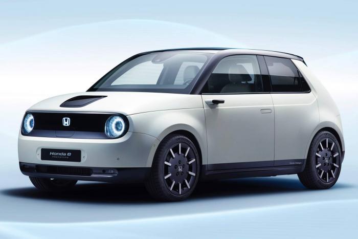 Honda e Prototype — городской электрокар для Европы