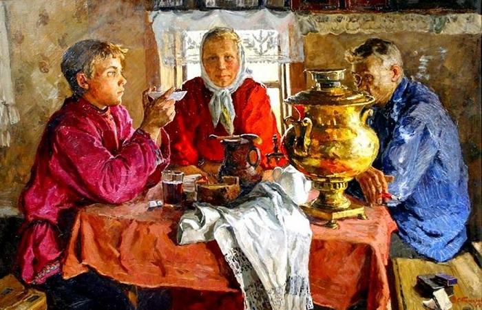 История появления традиции чаепития на Руси