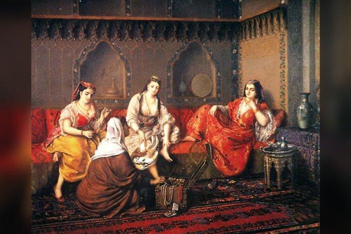 Как жилось женщинам в гареме султана?