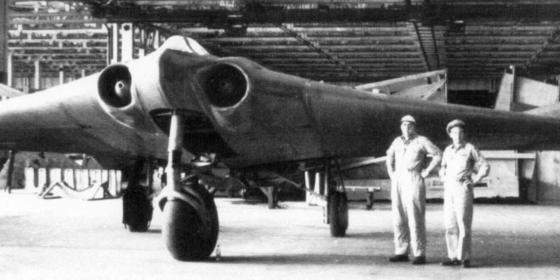 Первый в мире стелс-самолет: секретный проект Рейха