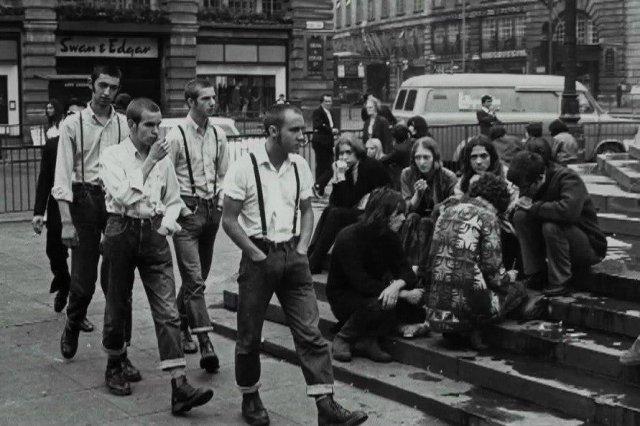 Подборка редких архивных снимков из прошлого