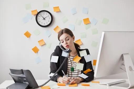 Признаки того, что вы слишком много работаете