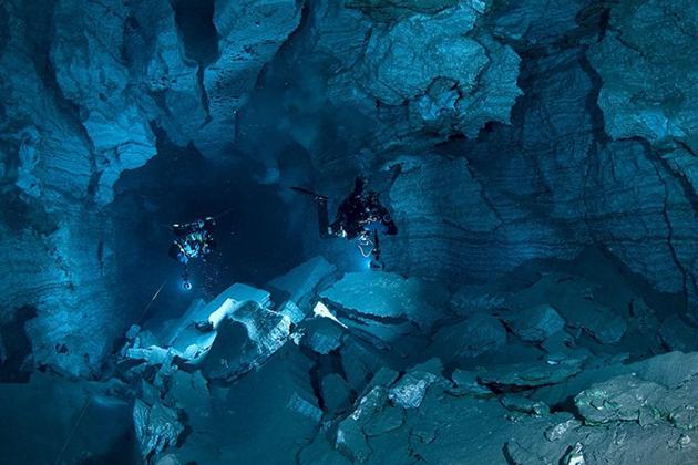 Самые глубокие и красивые пещеры нашей планеты