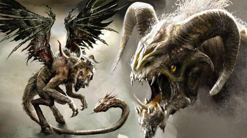 Самые страшные монстры из мифологий разных стран мира