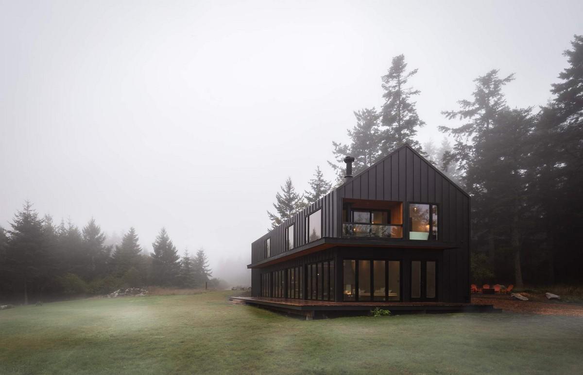 Стильный бутик-отель в скандинавском стиле в США