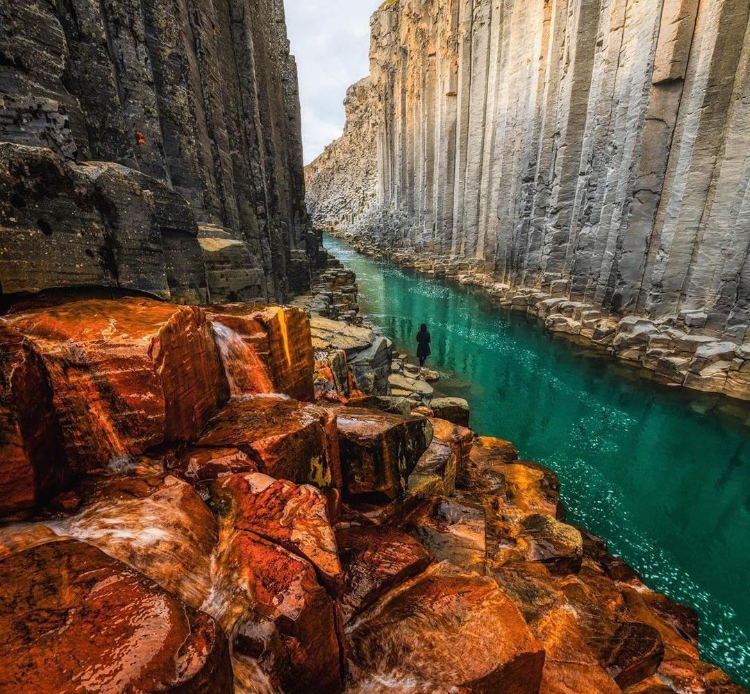 Удивительные снимки из путешествий Тимо Хайнца