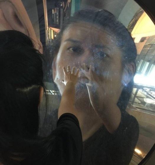 Забавные снимки из серии «Кривое зеркало»