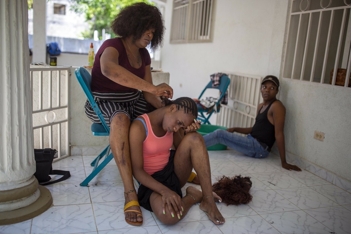 Центр-убежище для трансгендеров в Гаити
