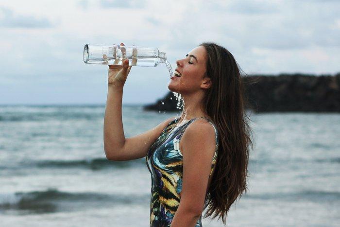 Что может произойти с организмом, если выпить морскую воду