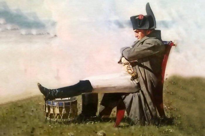 Что поразило Наполеона во время наступления на Россию