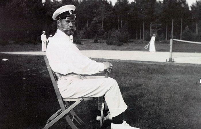 Какие развлечения были у императора Николая II и его семьи