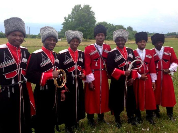 Кавказские африканцы: откуда они взялись?