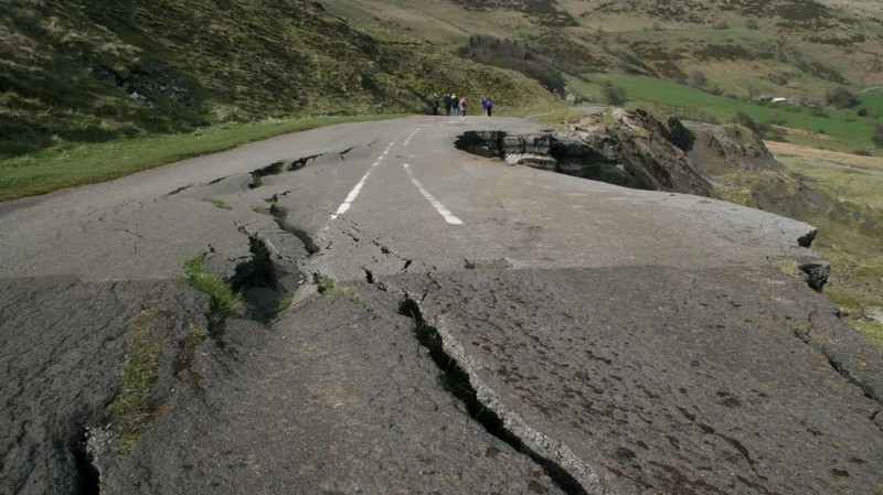 Удивительные факты про землетрясения
