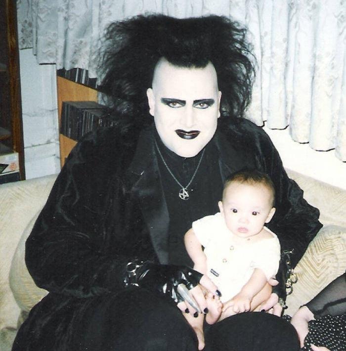 Забавные и нелепые снимки из семейных фотоальбомов
