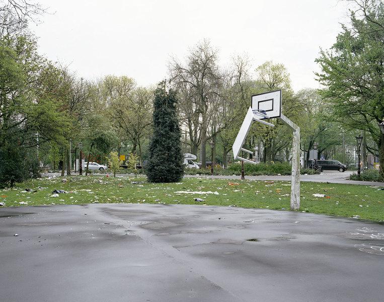 «Афтепати»— снимки мест, где только что закончился праздник