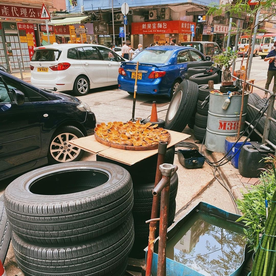 Городские и уличные пейзажи от Джереми Чунга