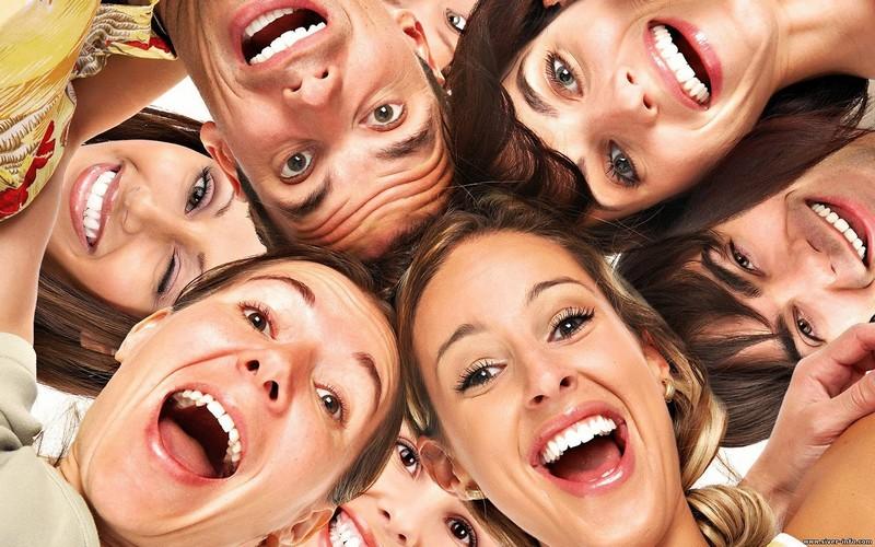 Интересные и удивительные факты о смехе