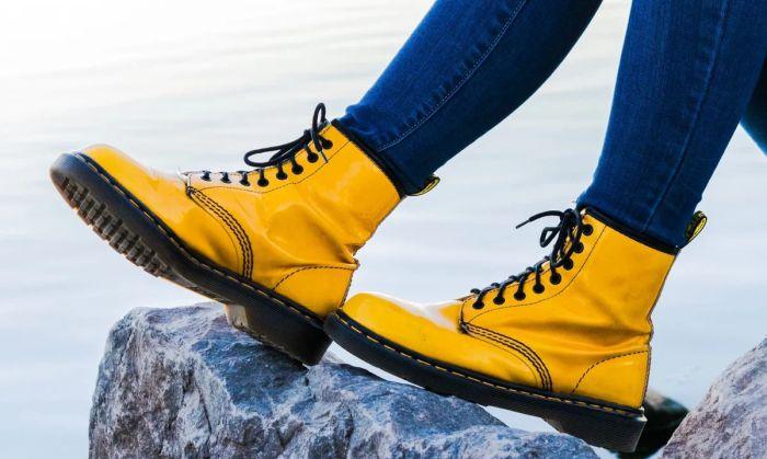 Как Dr.Martens стали самыми знаменитыми ботинками в мире