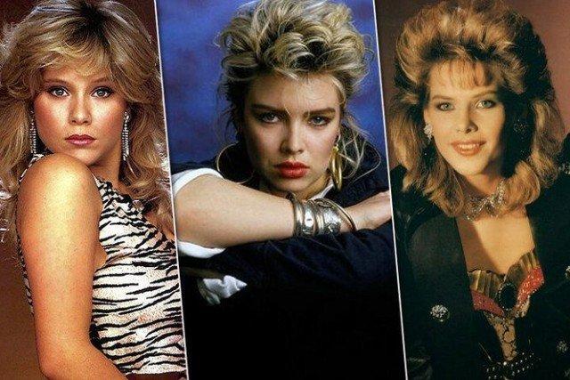 Как выглядят сегодня известные красотки из 80-х
