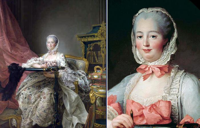 Мадам Помпадур — влиятельная королевская фаворитка XVIII века