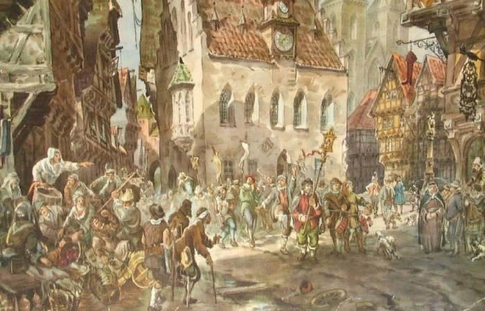 Народ в Европе, который из-за презрения людей предпочел исчезнуть