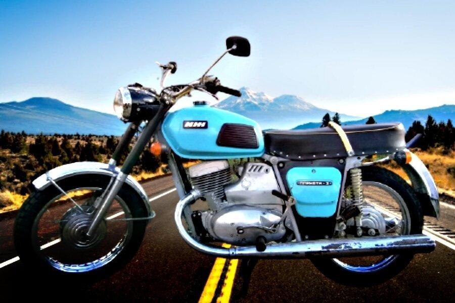 Почему «ИЖ Планета — 3» был одним из лучших мотоциклов