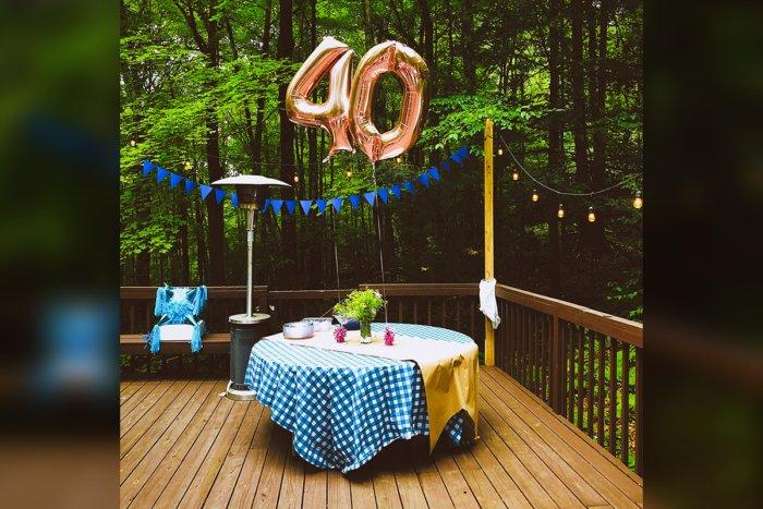 Почему обычно не отмечают 40 лет