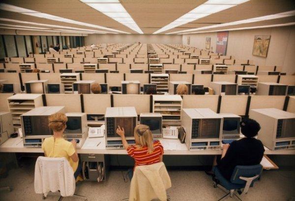 Подборка архивных кадров из 70-х