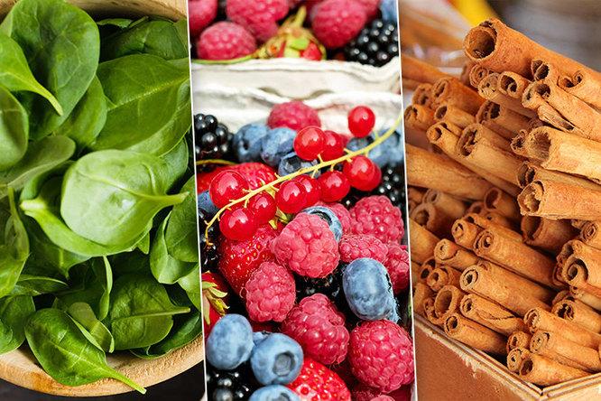 Продукты, которыми питаются долгожители