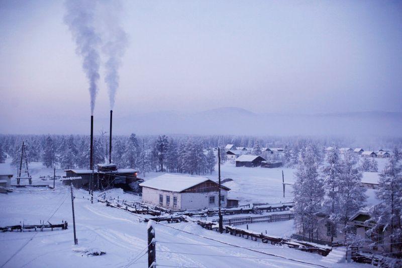 Самые холодные из мест на Земле