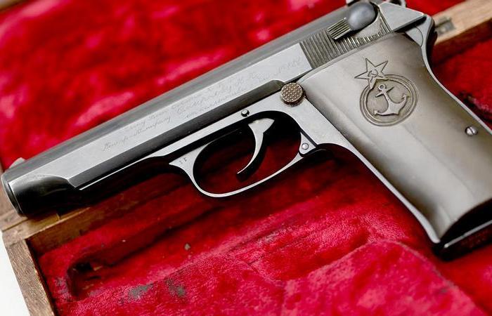 Для чего в СССР создавался загадочный пистолет «Балтиец»
