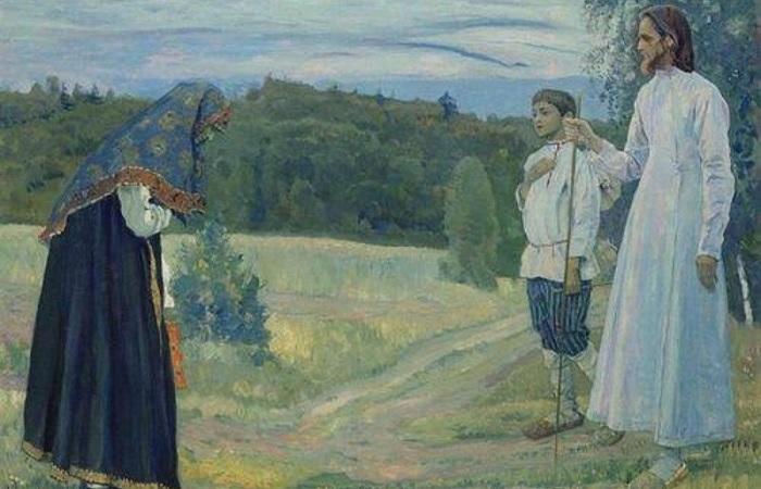 Как в древности на Руси было принято здороваться