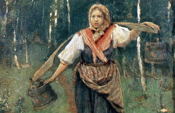 Как женщин называли на Руси