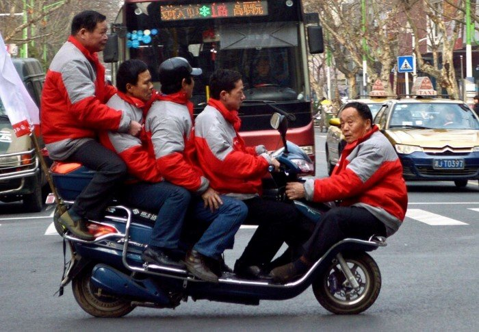 Мотоцикл — это универсальный помощник в жизни