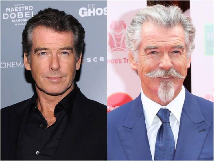 Насколько изменились западные знаменитости за последние 10 лет