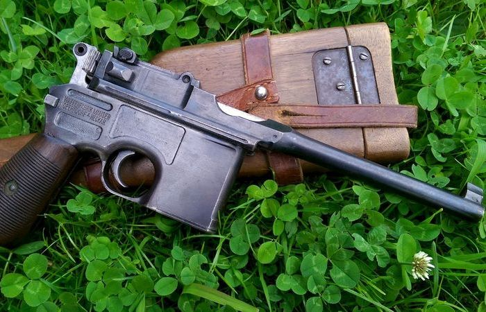 Почему немецкий пистолет Маузер К96 называют «снайперским»?