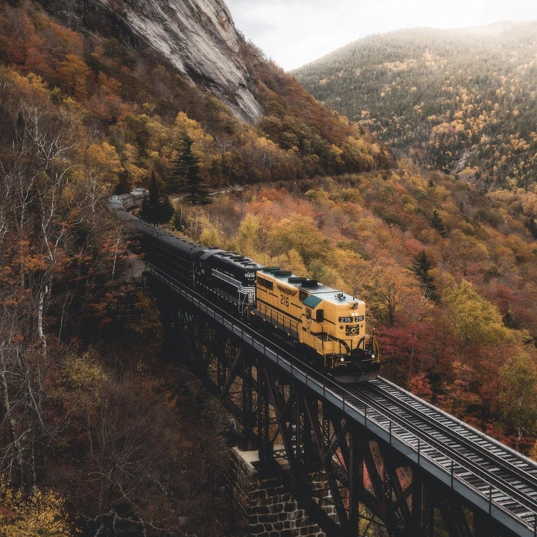 Природа и путешествия на снимках Адама Данни
