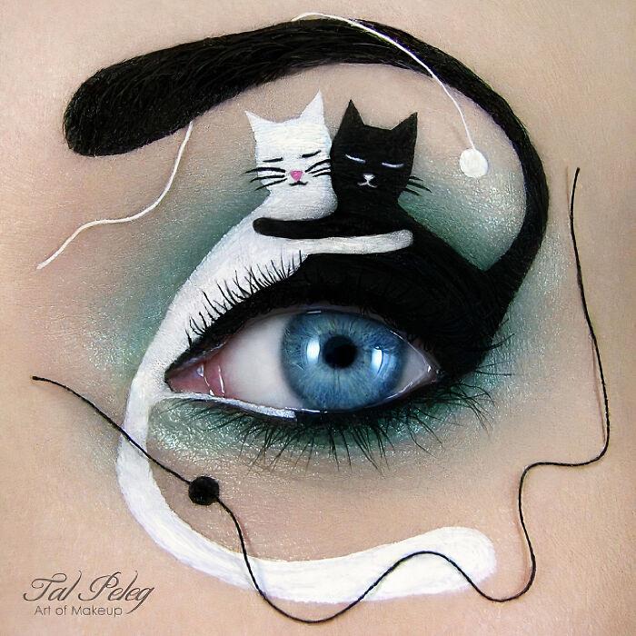 Произведения искусства на глазах от Тал Пелег