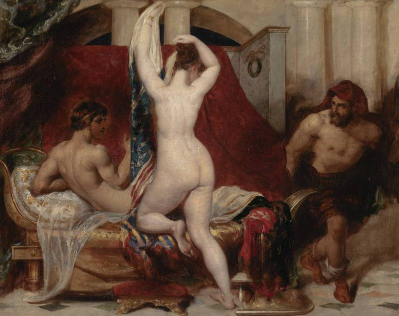 Шокирующие секс-скандалы в истории, о которых все забыли