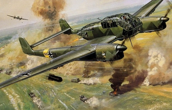 Зачем был создан знаменитый самолет Focke-Wulf Fw 189 Uhu