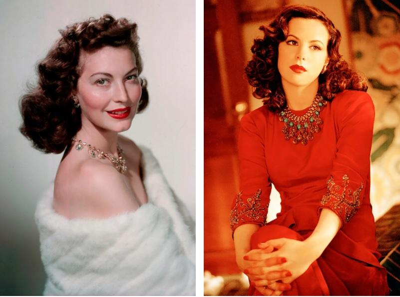 Знаменитые красотки, которые сыграли других известных красоток