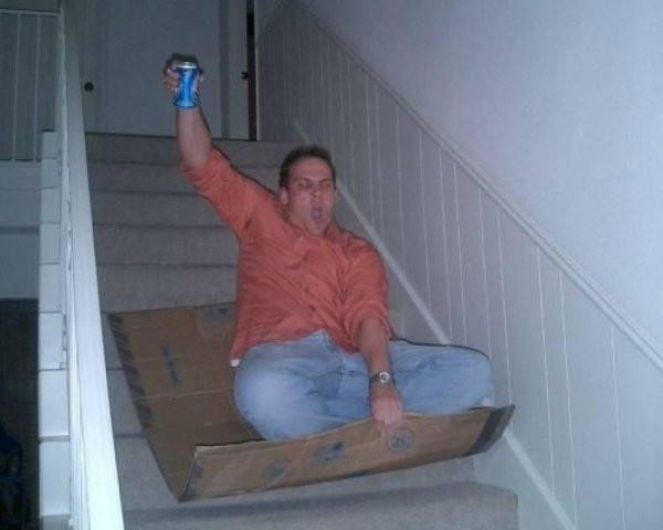 Алкогольные хроники на снимках