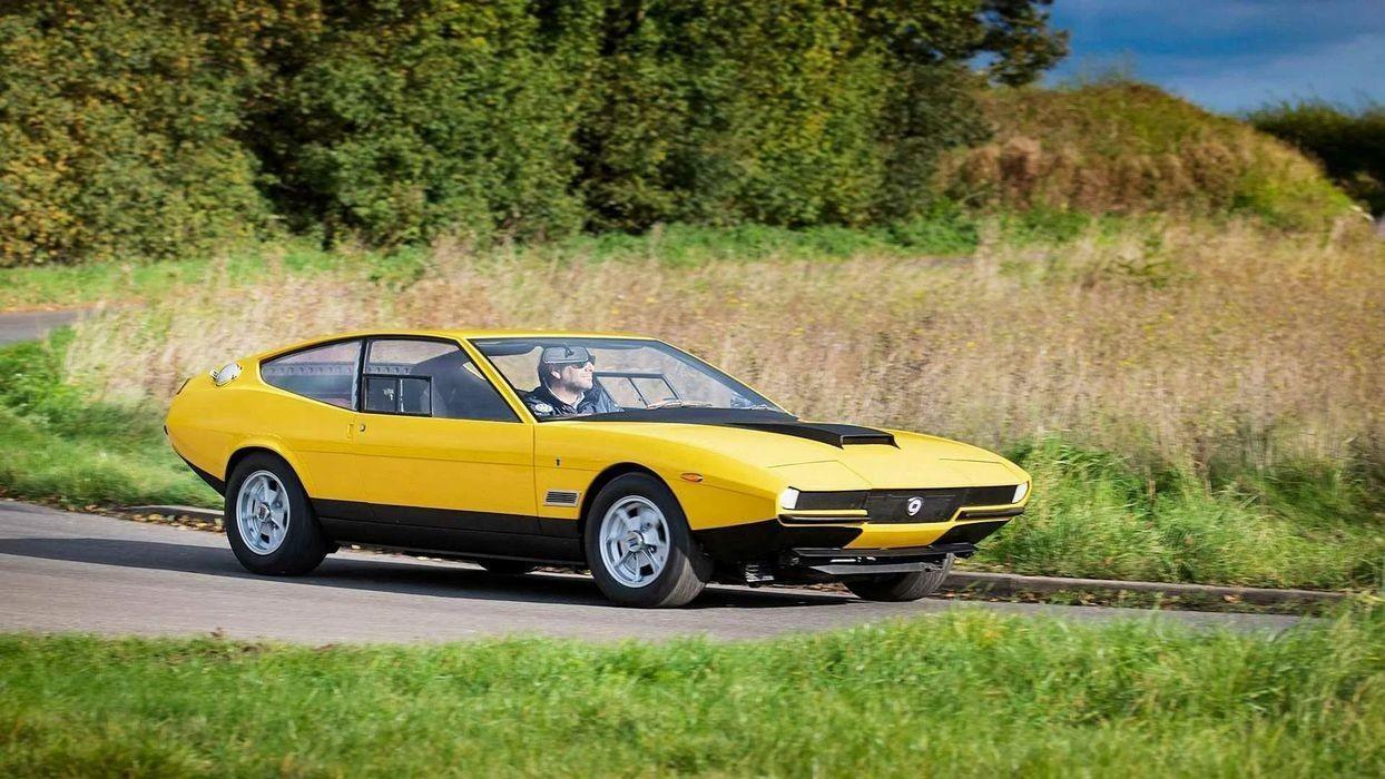 Автомобиль-приманка Lancia Fulvia HF Competizione 1970