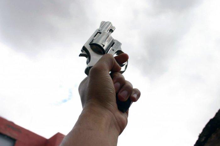 Что будет с пулей, если выстрелить вертикально вверх
