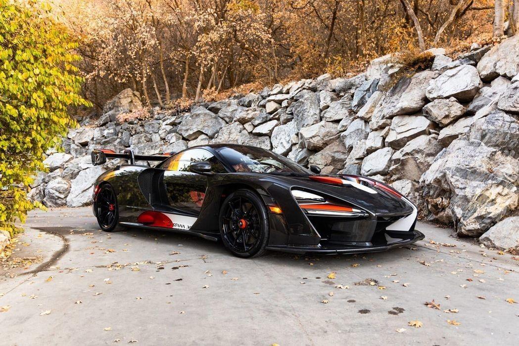 Эксклюзивный McLaren Senna XP «Master of Monaco»