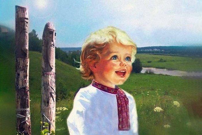 Как проходило детство мальчиков на Руси?