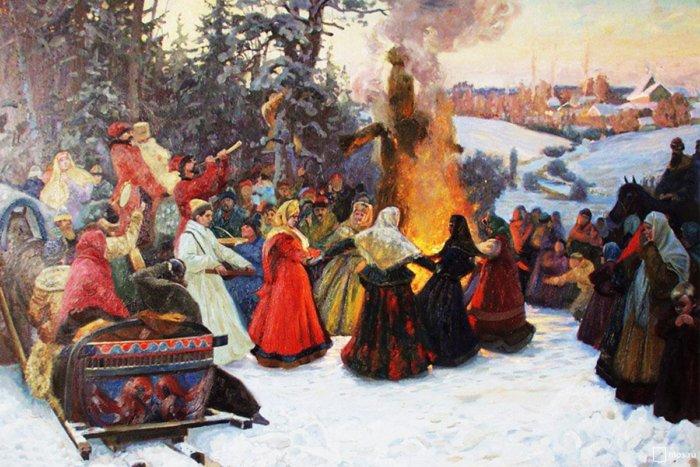 Как раньше отмечали Новый год на Руси?