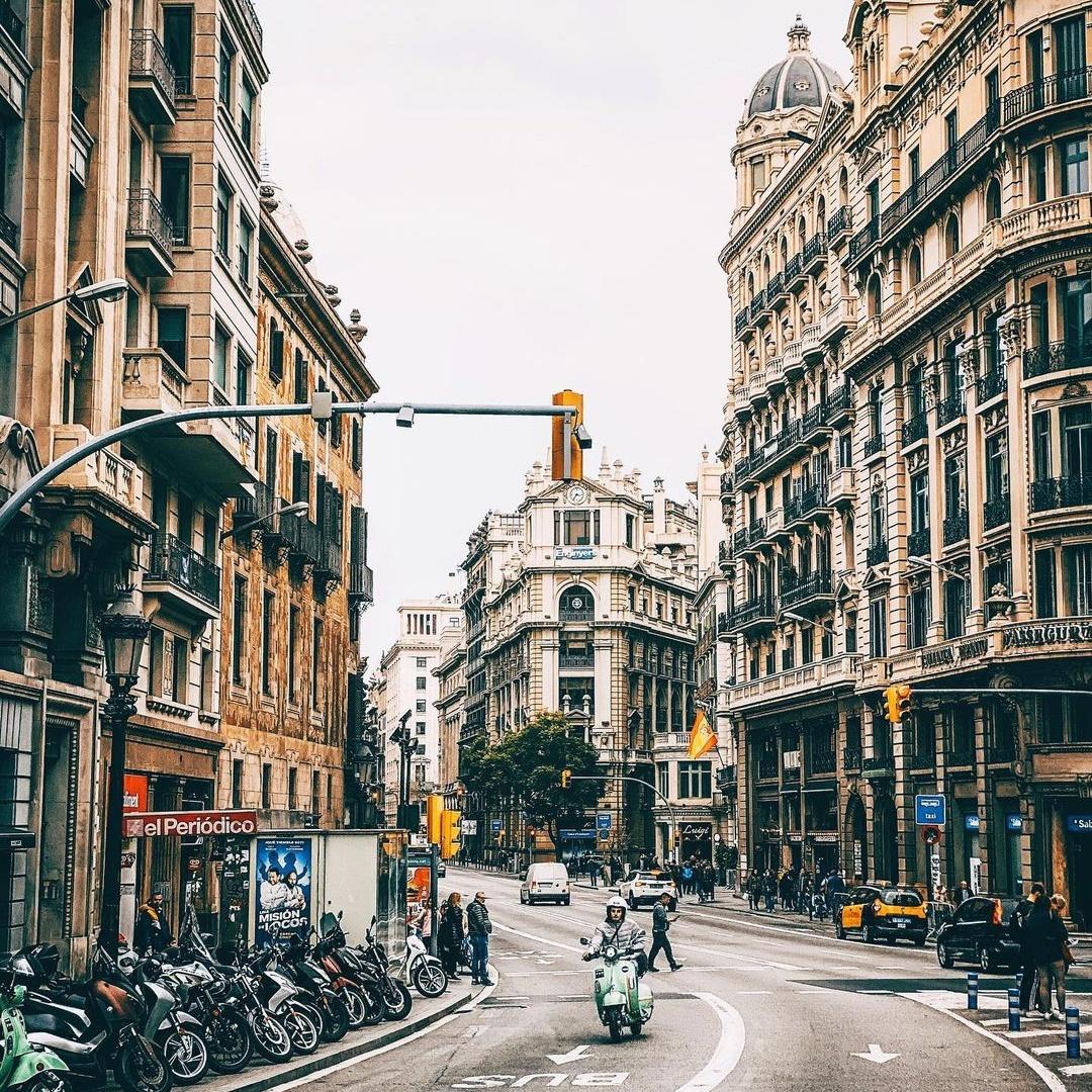 Красивые городские и уличные снимки от Нила Кумара