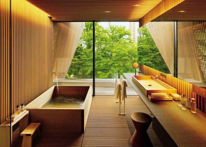 Почему ванные комнаты в Японии такие комфортные и практичные